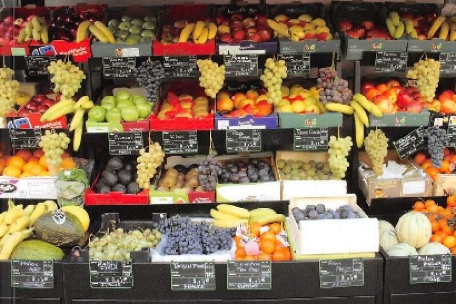 COMMENT ORGANISER SON RAYON DE FRUITS & LÉGUMES ?