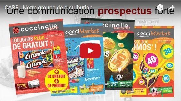 Centrale d'achat CABF : Wholesale supermarket distributor